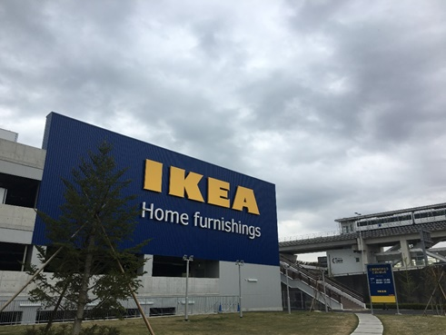 IKEA(イケア)長久手にomi現る!ファミリークローゼットに必要なPAXワードローブシステムを偵察